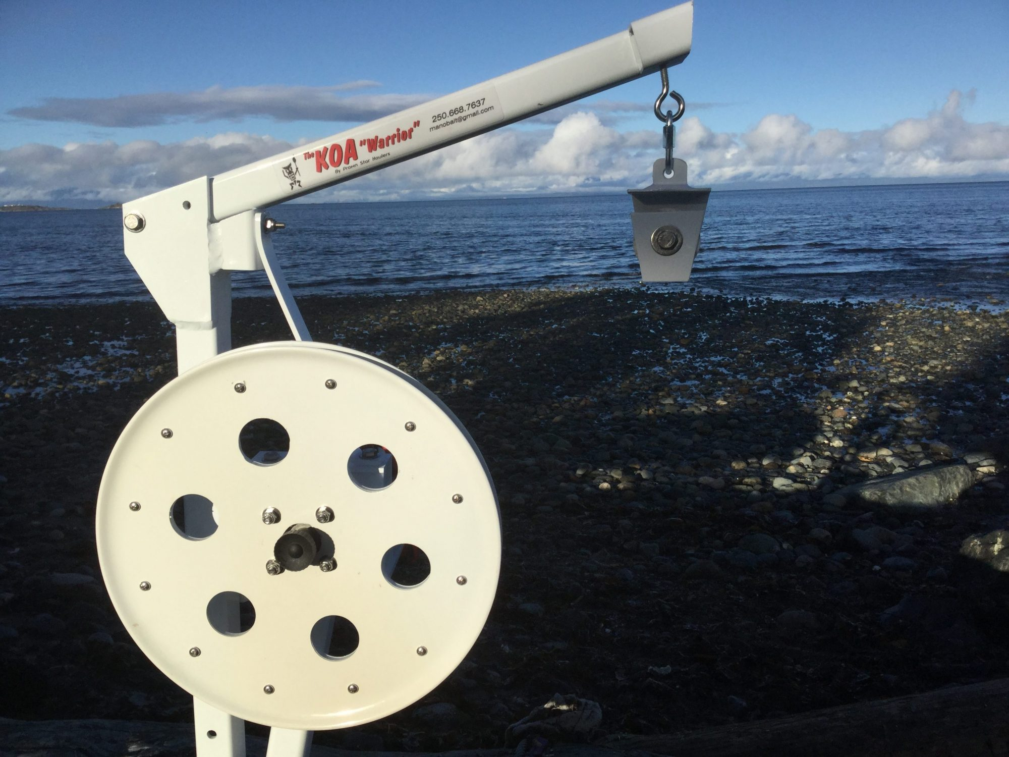 Prawn Star Trap Haulers – Retrieval Systems for Prawn, Crab, and Lobster Traps and Pots